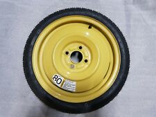 SUZUKI EZ  SWIFT Genuine Space Saver / Spare Wheel, Suits 1/2005-2/2011