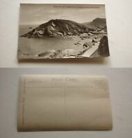 OLD POSTCARD OF ENGLAND c1900, VIEW OF ILFRACOMBE DEVON, CAPSTONE & PARADE