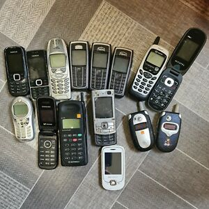 joblot vintage mobiles