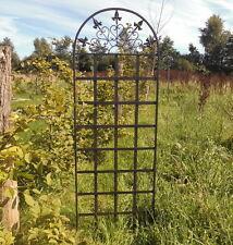 FICHE zaunelement treillis palissade fer style rustique antique