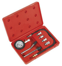 PETROL ENGINE COMPRESSION TEST KIT 8PC FROM SEALEY CT955 SYP