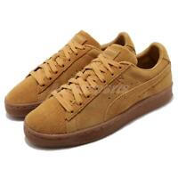 Puma Suede Classic Pincord Buckthorn Brown Gum Men Casual Shoe Sneaker 366235-03