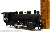 Vintage RIVAROSSI 0-6-0 STEAM LOCOMOTIVE No. 3474 (No Tender) HO TRAIN ENGINE m-