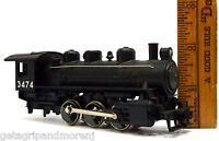 Vintage RIVAROSSI 0-6-0 STEAM LOCOMOTIVE No. 3474 (No Tender) HO TRAIN ENGINE m-