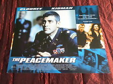 THE PEACEMAKER - GEORGE CLOONEY -USA LOBBY CARD - 11X14 -#3