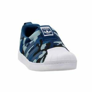 adidas Superstar 360 Slip On  - Toddler Boys  Sneakers Shoes Casual   - Blue -