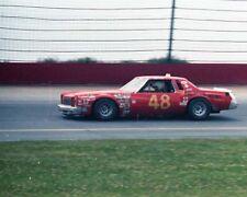 JAMES HYLTON #48 PALATINE AUTO PARTS TRACK AT POCONO 8X10 GLOSSY PHOTO #P3
