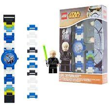 Lego Star Wars Luke Skywalker 31pc Buildable Watch Mini Figure 8020356