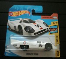 Hot Wheels PORSCHE 917 LH legends of speed 8/10 1:64 269/365 2018 Mattel NEUF