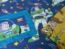 Disney Toy Story Vintage Reversible Single Duvet Cover And Pillowcase