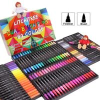 Watercolor Pens Fineliners Art Markers Brush Pens For Drawing Painting Calligrap
