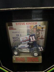 RACING CHAMPIONS VALVOLINE WORLD OF OUTLAWS STEVE KINSER #11 1:64 DIECAST CAR