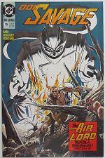 Doc Savage #19 (May 1990, DC) The Air Lord Saga Part 1 (C3080)