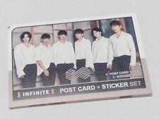 INFINITE Post Card Set Sticker KPOP WooHyun SungJong L Hoya DongWoo SungYeol Sun