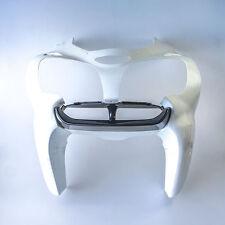 Sans Peinture bugkonus/verrière + ventilation FRONT masque pour kawasaki zx-6r Ninja 2000-2002