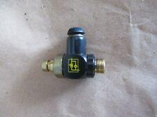 "PARKER Bassa Pressione 10mm x 3//8 /""BSPP Pneumatica Diritta Connettore Maschio # 19a211"