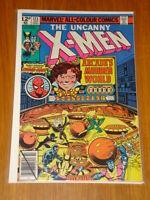 X-MEN UNCANNY #123 MARVEL COMIC JULY 1979 VFN (8.0) *
