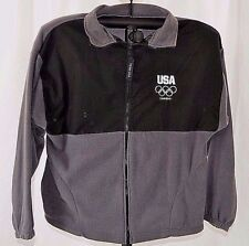 Team USA Olympic Jacket London Gray/Black L USOC