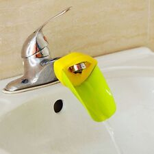 Jiemu Faucet Extender Bathroom Safety For Toddlers, Kids, Green, Yellow from Usa
