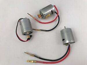 Set 3 Moteurs Électriques Modellismo