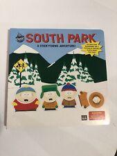 1998 South Park Stickyforms Book