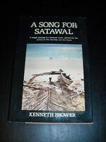 A song for Satawal