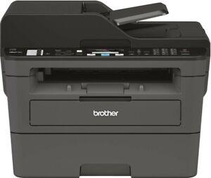 Brother MFC-L2710DW 4-in1 Multifunktionsdrucker mit Duplexdruck und LAN/WLAN