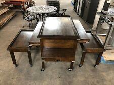 Wooden Expandable Merchandise Table *Amazing Deal*