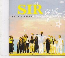 SIR-No Te Niegues Promo dvd
