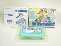 The Black Bass II 2 Good Condition Famicom NINTENDO fc