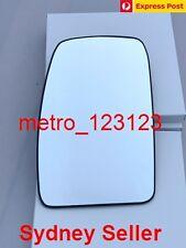 LEFT PASSENGER SIDE UPPER MIRROR GLASS RENAULT MASTER X62 2011 Onward