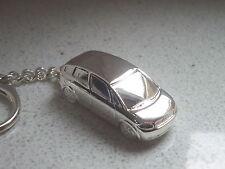 Schlüsselanhänger Audi A2 versilbert (5251)