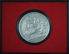 LT Col John E Howard America's First Medals- U.S.Mint Pewter with Display Case