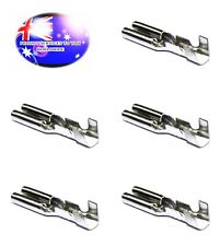 From OZ Quality 5PC 2.8mm Female Spade Terminal Straight Fitting Connector +FP