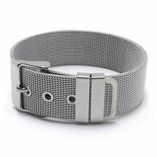 Female jewelry bracelet stainless steel bracelet silver R8X2