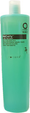 Rolland Oway BeCurly Curly Hair Bath, 1000ml, For Naturally Curly Or Permed Hair