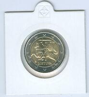 Lituanie Pièce de Monnaie (Choisissez Deux 2015 - 2018 et 1 Cent