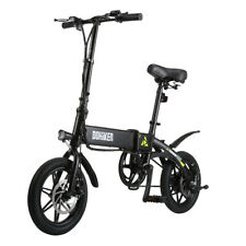 Folding Electric Bike Bike E-Bike Collapsible Moped Bicycle 36V 250W 25km/h Max.