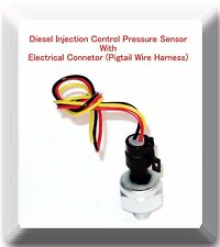 Diesel Injection Control Pressure Sensor W/Pigtail Fits:International 1999-2003