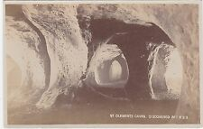 St. Clements Caves Discovered In 1828, HASTINGS, Sussex RP