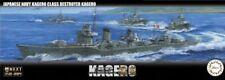 1/350 FUJIMI WARSHIP NEXT IJN KAGERO CLASS DESTROYER KAGERO