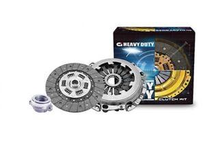 HEAVY DUTY CI Clutch Kit for Toyota Echo NCP10 1.3 Ltr EFI 2NZ-FE 09/99-CURRENT