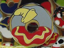 New Authentic Disney Mickey Mouse & Friends Donut Dumbo Mystery Trading Pin
