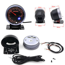 "1x 2.5"" 60mm Car Air Fuel Ratio Gauge LED Display Universal Auto Meter Universal"