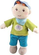 Kuschelpuppe Jonas - Haba 302106 - erste Puppe, Weichpuppe, Puppe Junge