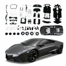 Bburago 1:24 Lamborghini Reventon Assembly DIY Racing Car Diecast MODEL KITS