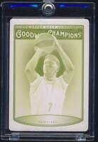 Luka Doncic Goodwin Champions Printing Plates Yellow 30 1/1 RC Mavericks MVP BX1