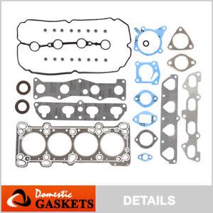 Fits 03-05 Kia Rio 1.6L DOHC 16-Valves Head Gasket Set A6D