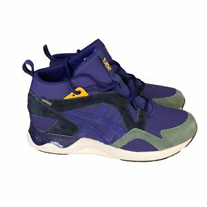 ASICS Gel Lyte V Sanze MT Goretex Shoes Mens Size 7 G-TX Athletic Sneakers Blue