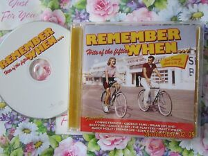 Remember When... Hits Of The Fifties Various artists UNIVERSAL 5313960 CD Album
